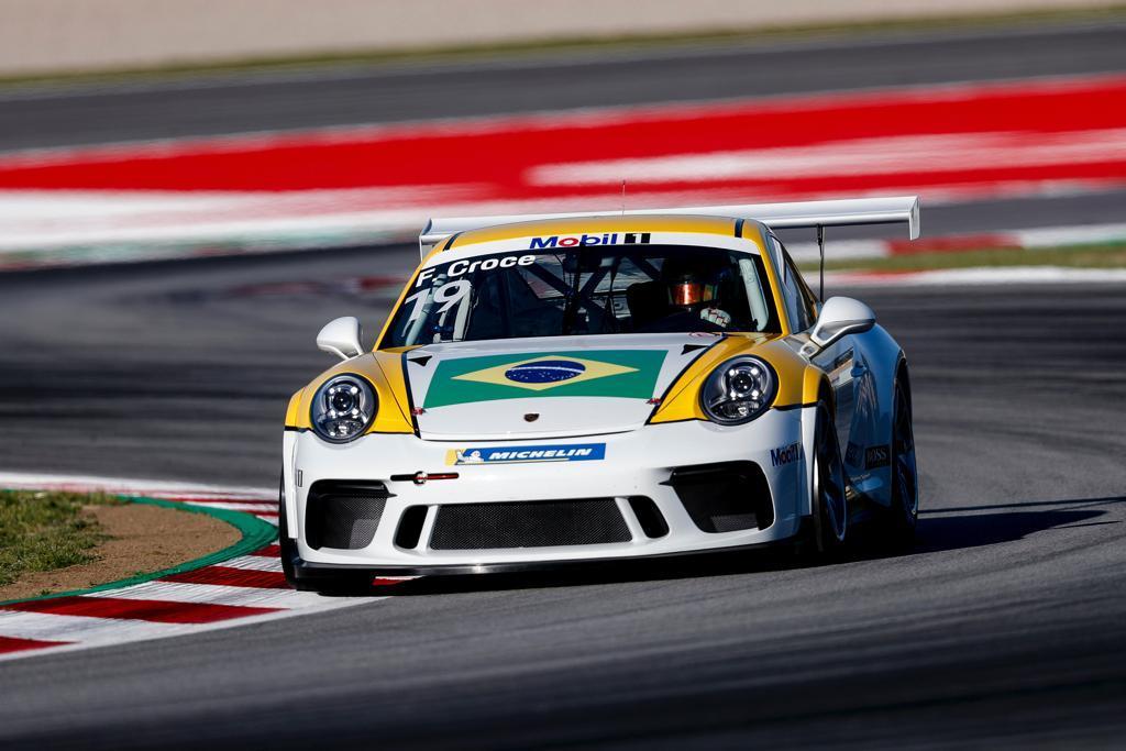 Photo of Porsche Mobil SuperCup – Fernando Croce acelera em Mônaco pela primeira vez