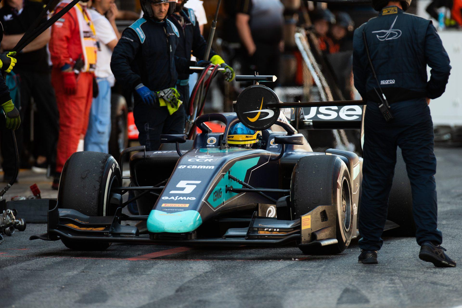 Photo of F2 – Sérgio Sette quer voltar ao pódio na quarta rodada da F-2
