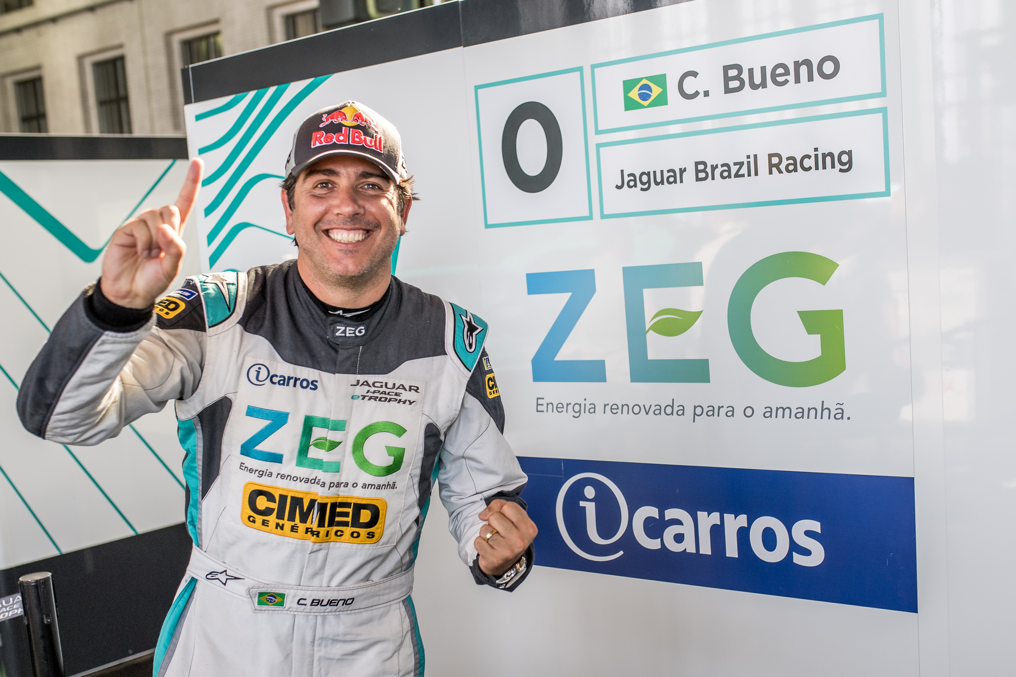 Photo of eTrophy – Cacá Bueno é pole positon em Berlim e Jimenez completa dobradinha no grid do Jaguar I-PACE eTROPHY