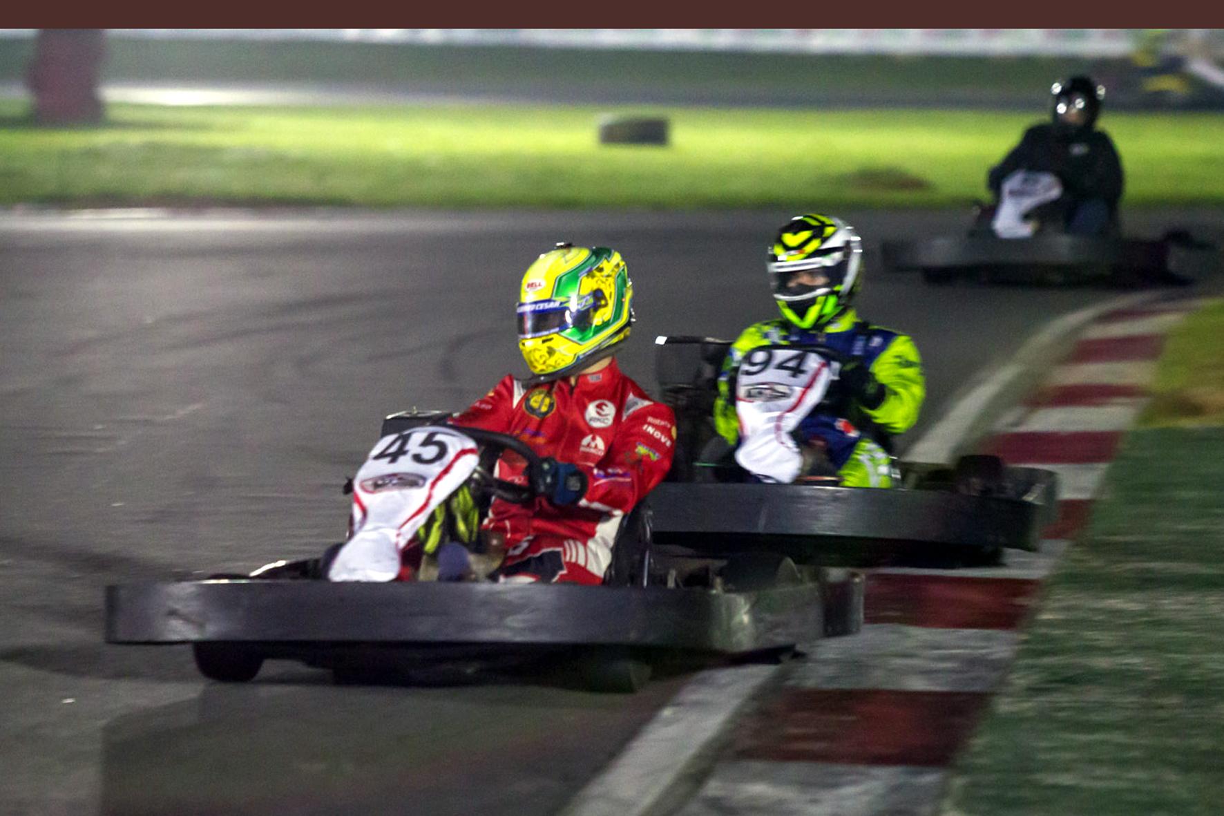 Photo of Kart – Equilíbrio e competitividade em todas as categorias da AKSP