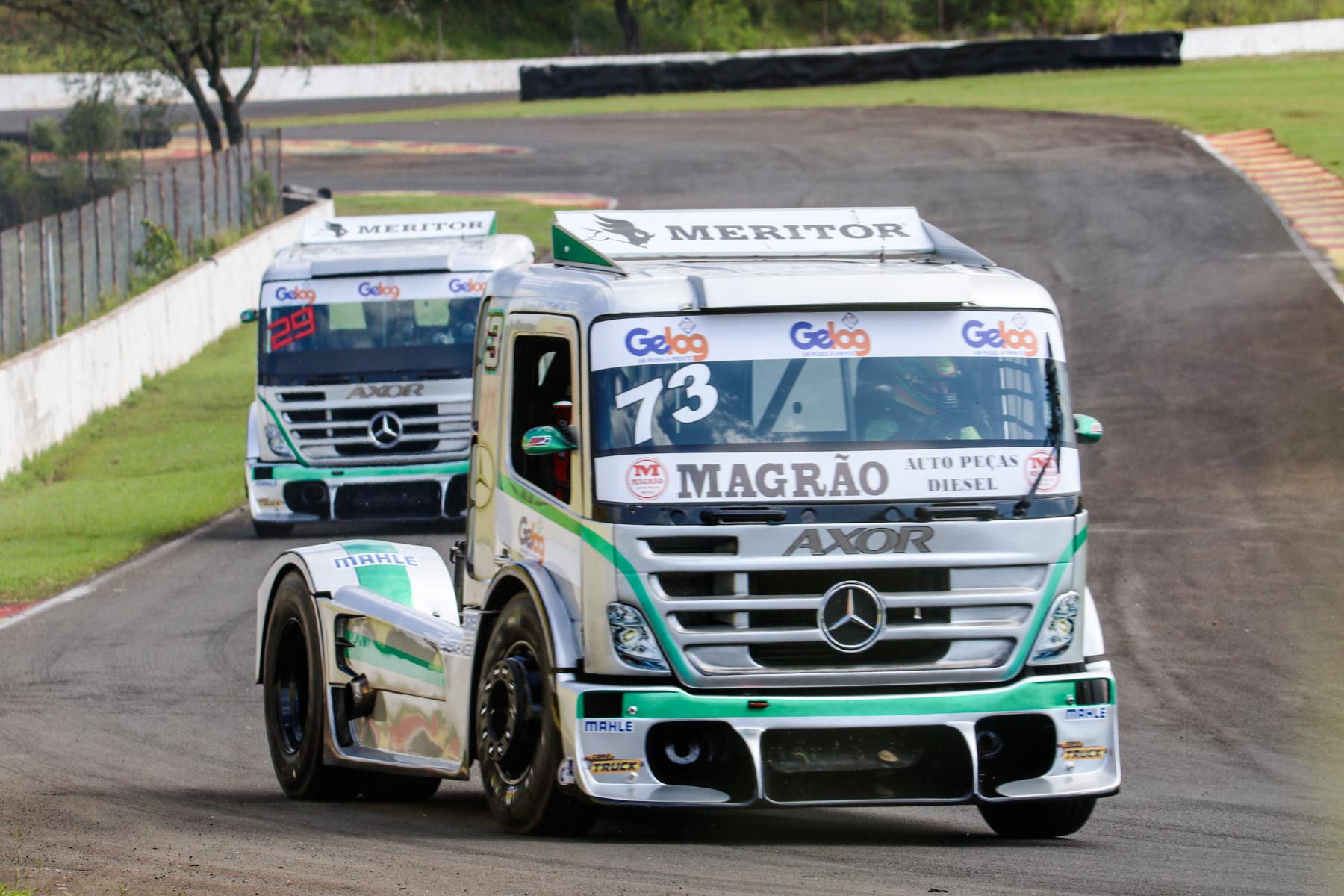 Photo of Truck – Copa Truck vê piloto da casa dominar treinos em Londrina