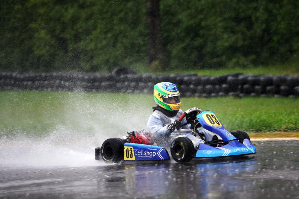 Photo of Kart – Motor fraco continua sendo pesadelo para Firás Fahs