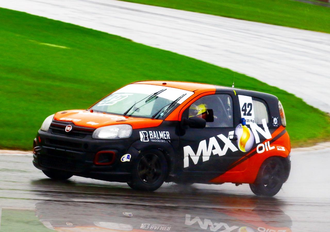 Photo of Turismo Nacional – Maxon Racing sai de Guaporé com quatro troféus e a liderança da Classe 1B
