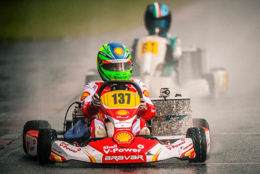 Photo of Kart – Academia Shell Racing acelera em Interlagos na Copa SP Light de kart