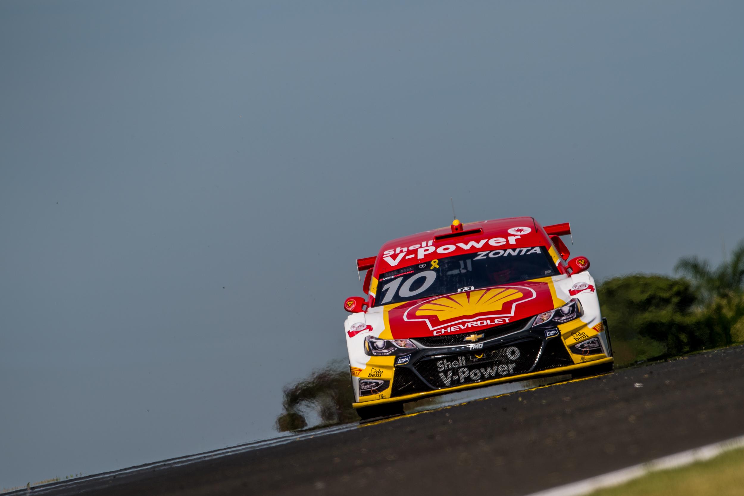 Photo of Stock Car – Shell vai ao Q3 com Ricardo Zonta e também emplaca Gaetano Di Mauro no top10 em Mogi Guaçu