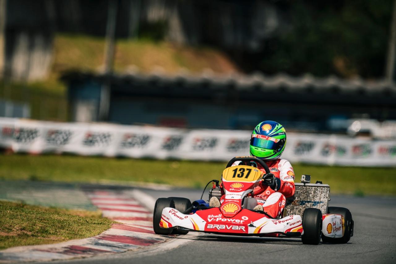 Photo of Kart – Academia Shell Racing conquista um top 5 em Interlagos na Copa SP Light de kart