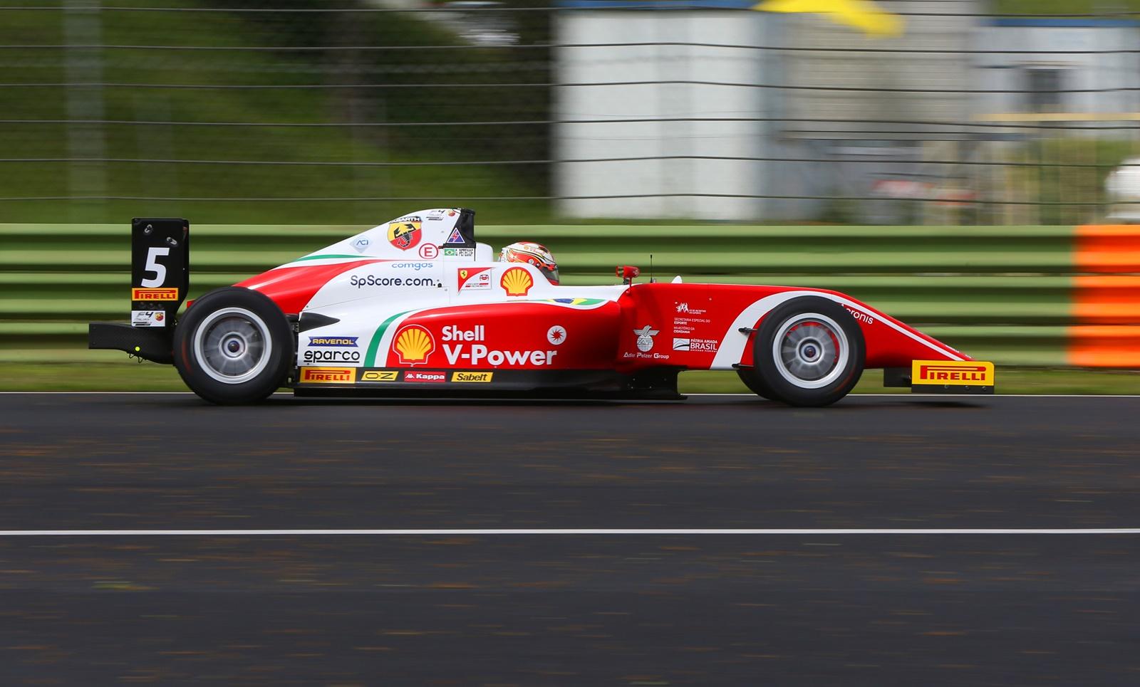 Photo of F4 – Embalado depois de duas vitórias em três corridas, Gianluca Petecof tenta ampliar liderança