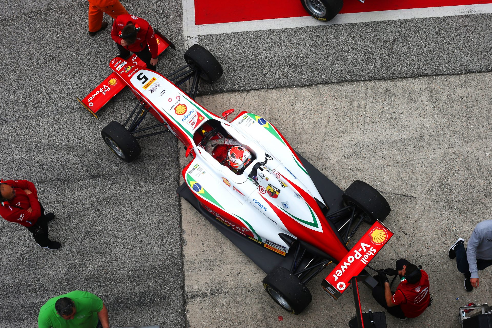 Photo of F4 – De ponta a ponta, Gianluca Petecof vence pela terceira vez em quatro provas no Italiano de Fórmula 4
