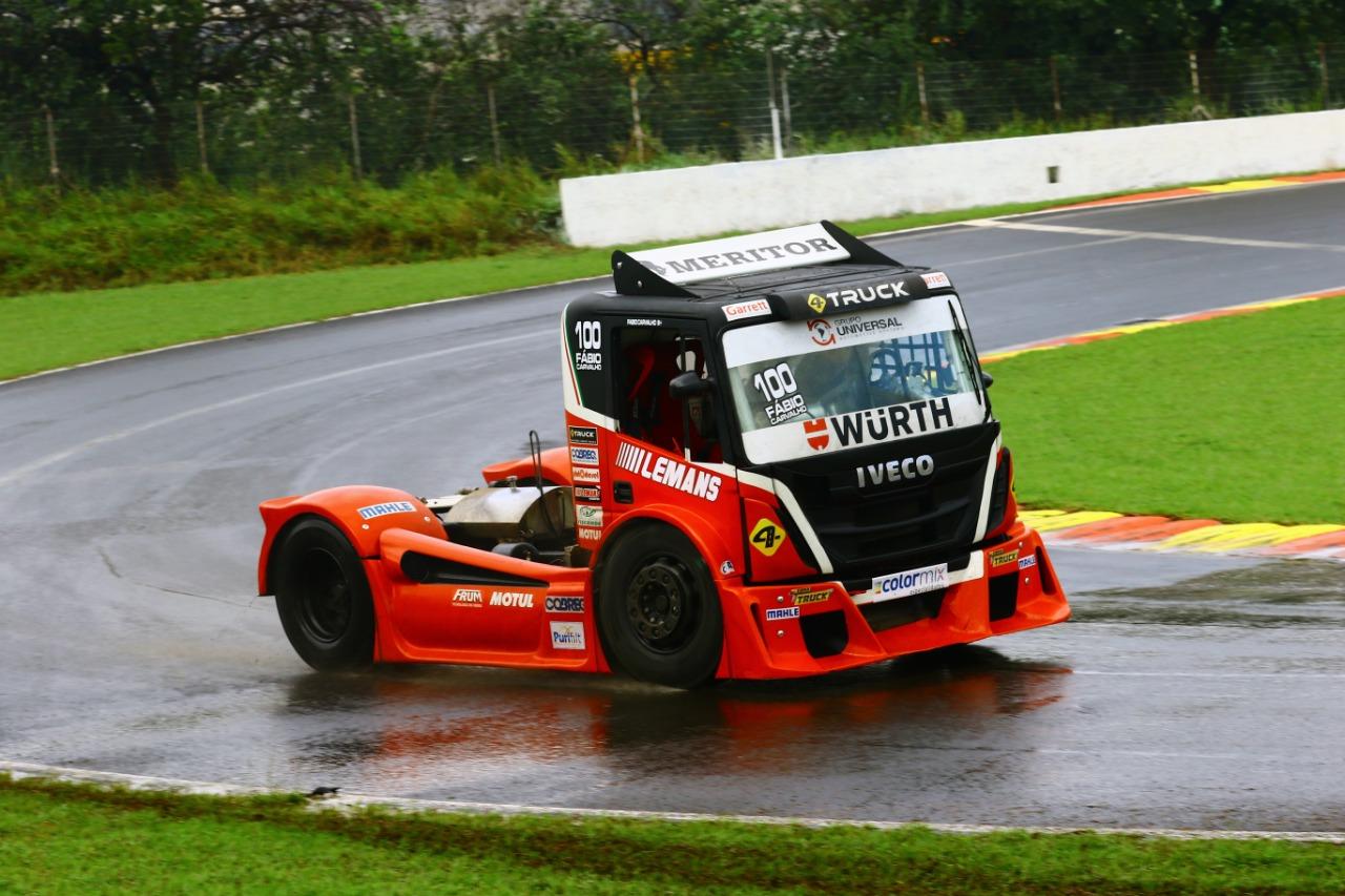 Photo of Truck – Melhor Iveco em Londrina, Fábio Le Mans comprova evolução na Copa Truck