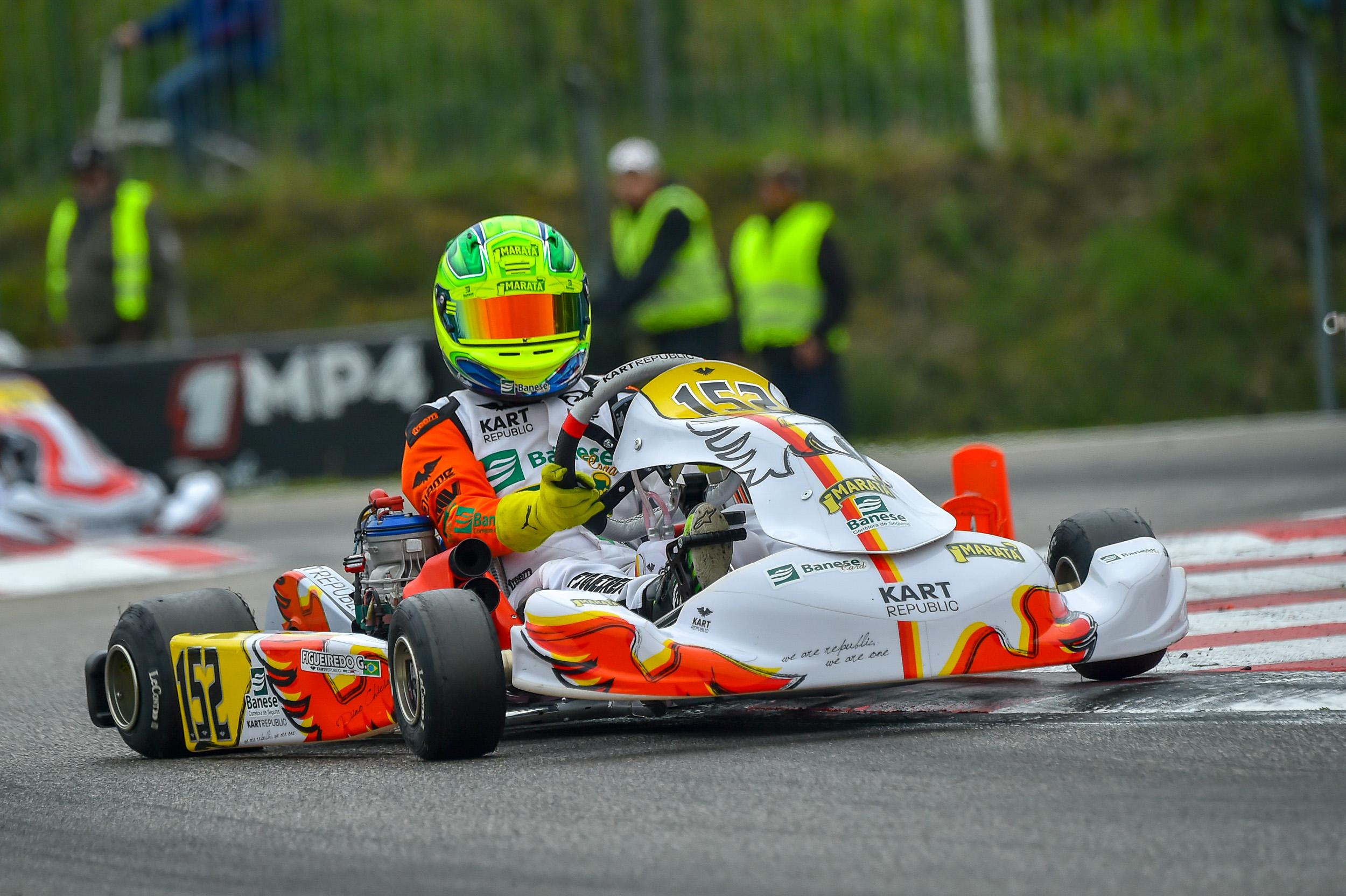 Photo of Kart – Após treinos na Formula Medicine, Gui Figueiredo corre na Suécia, pelo Europeu de Kart