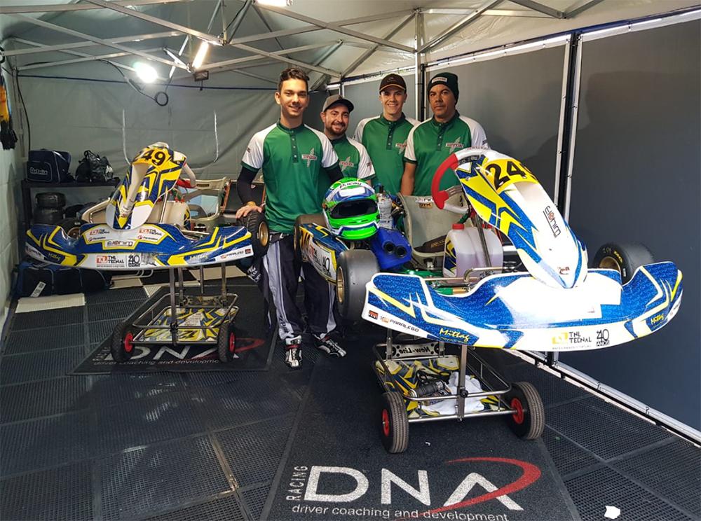 Photo of Kart – João Luís Pocay disputa o Sul-Americano de Kart e enfrenta o maior desafio de sua carreira