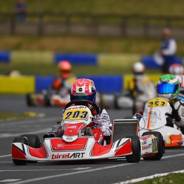 Photo of Kart – Rafael Câmara é o mais rápido em classificatório do Europeu de Kart na Suécia