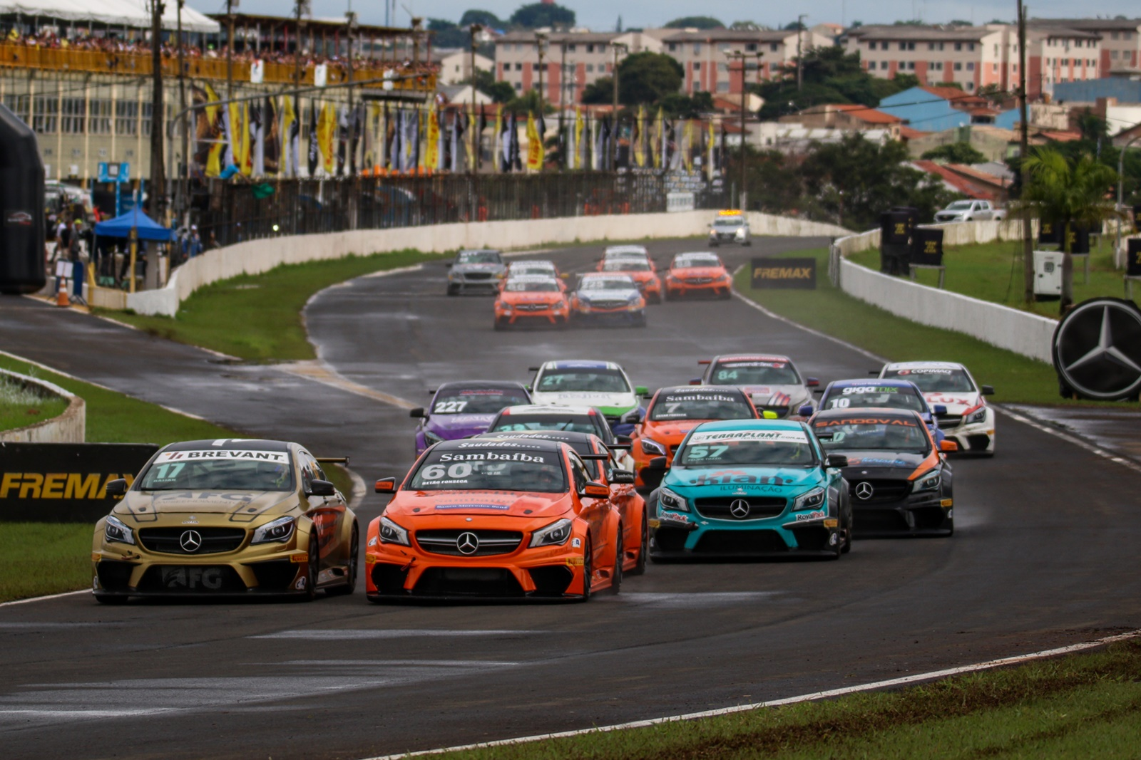 Photo of Mercedes-Benz Challenge – Tozzo e Mohr são os nomes da etapa de Londrina