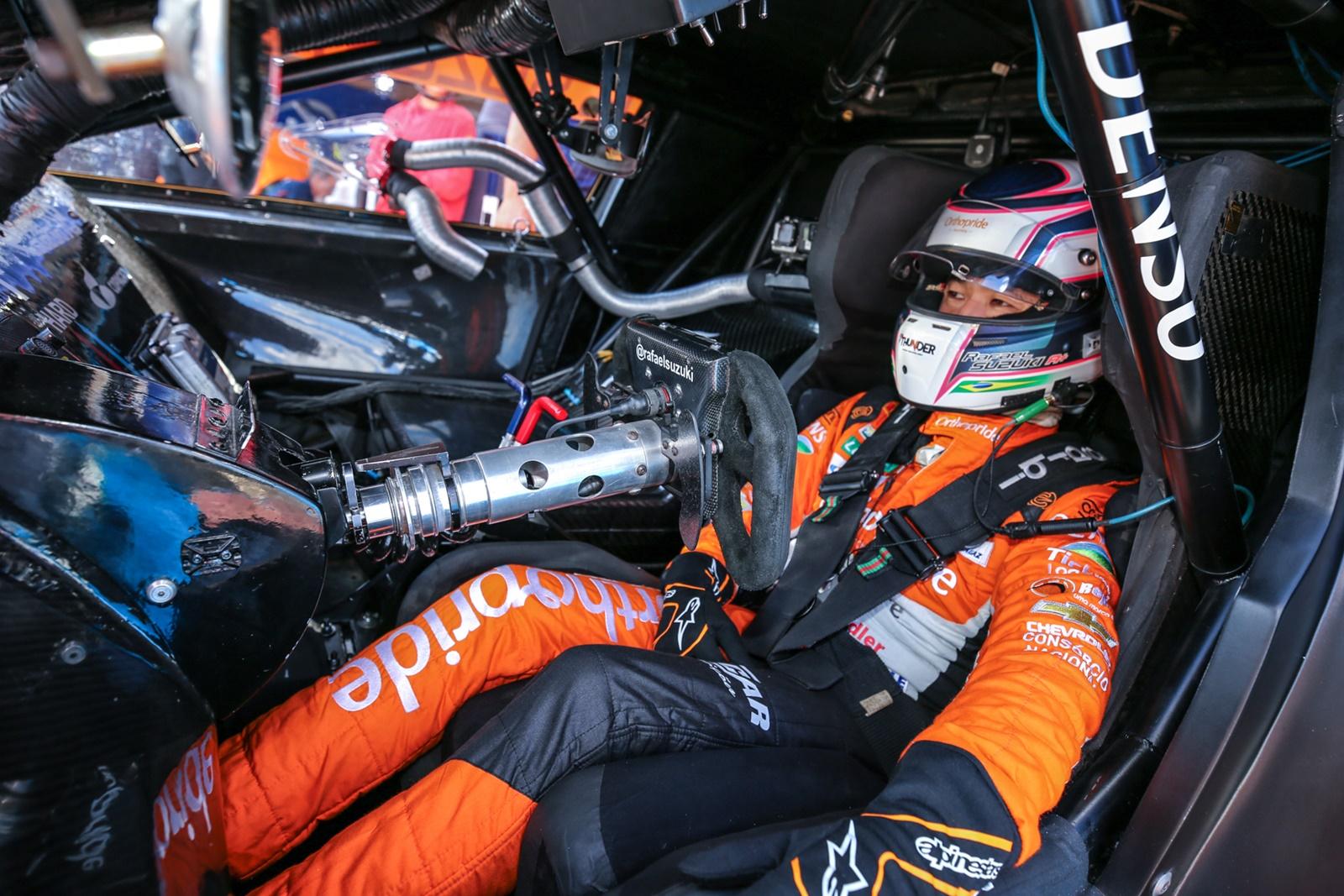 Photo of Stock Car – Rafael Suzuki chega a Londrina para 4ª etapa da Stock Car visando manter sequência na zona de pontos