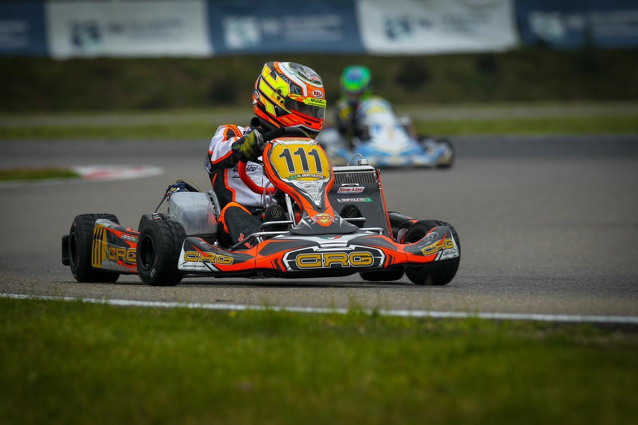 Photo of Kart – Gabriel Bortoleto segue no Top10 do Europeu de Kart