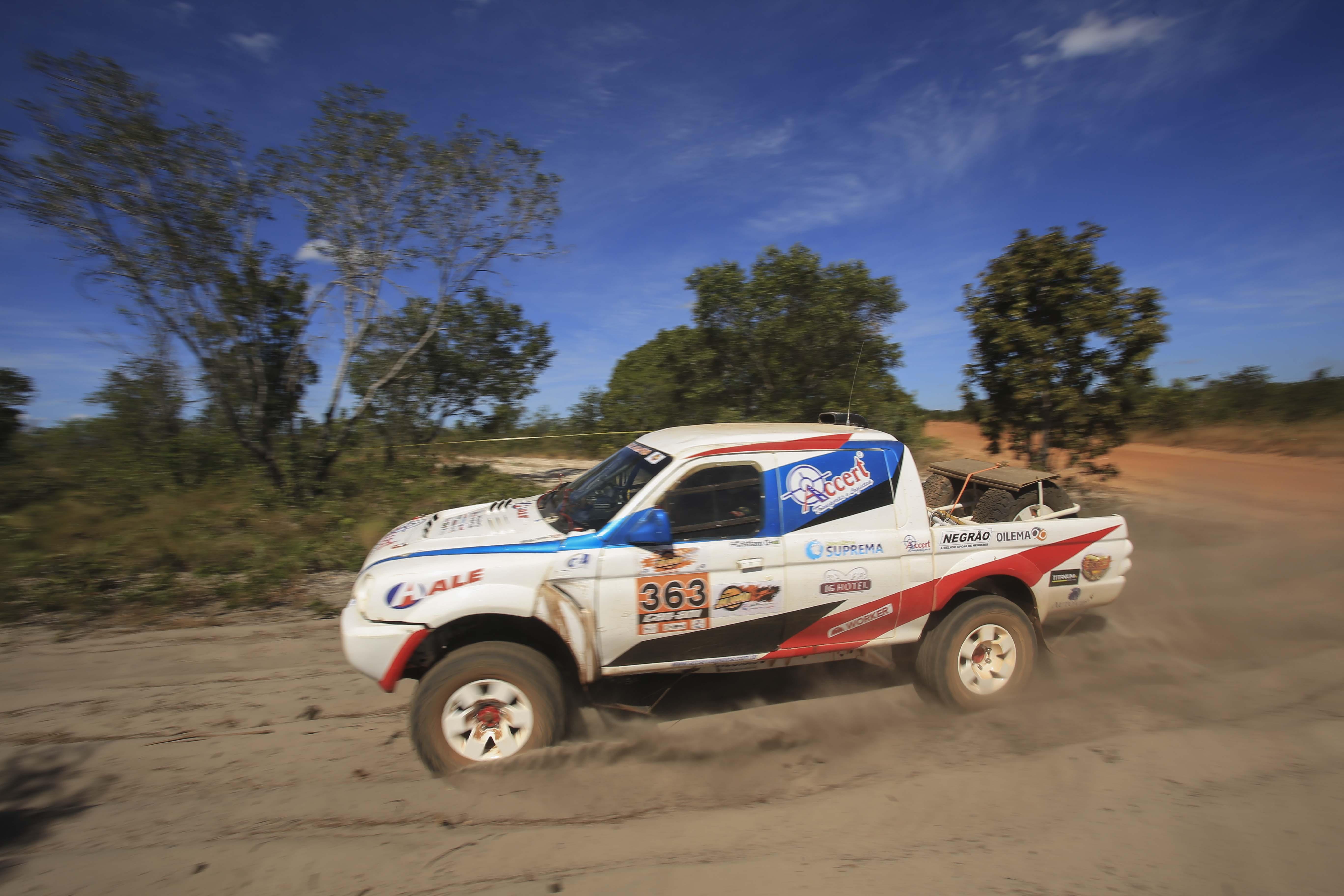 Photo of Rally – Rally Jalapão / Sertões Series: Cristiano Rocha e Anderson Geraldi sobem ao pódio da edição 2019