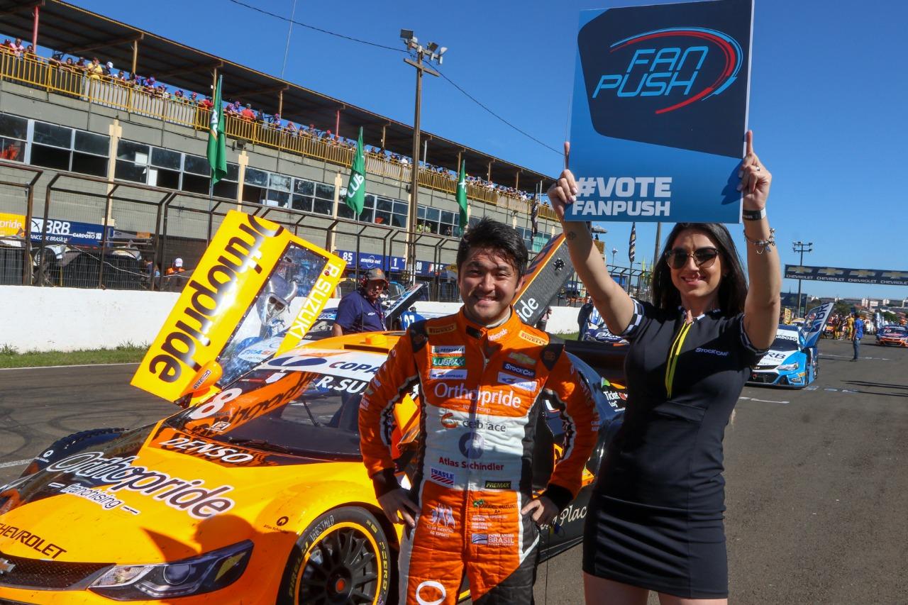 Photo of Stock Car – Em Londrina, Rafael Suzuki pontua na corrida 1, ganha o Fan Push, mas é forçado a abandonar na 2ª