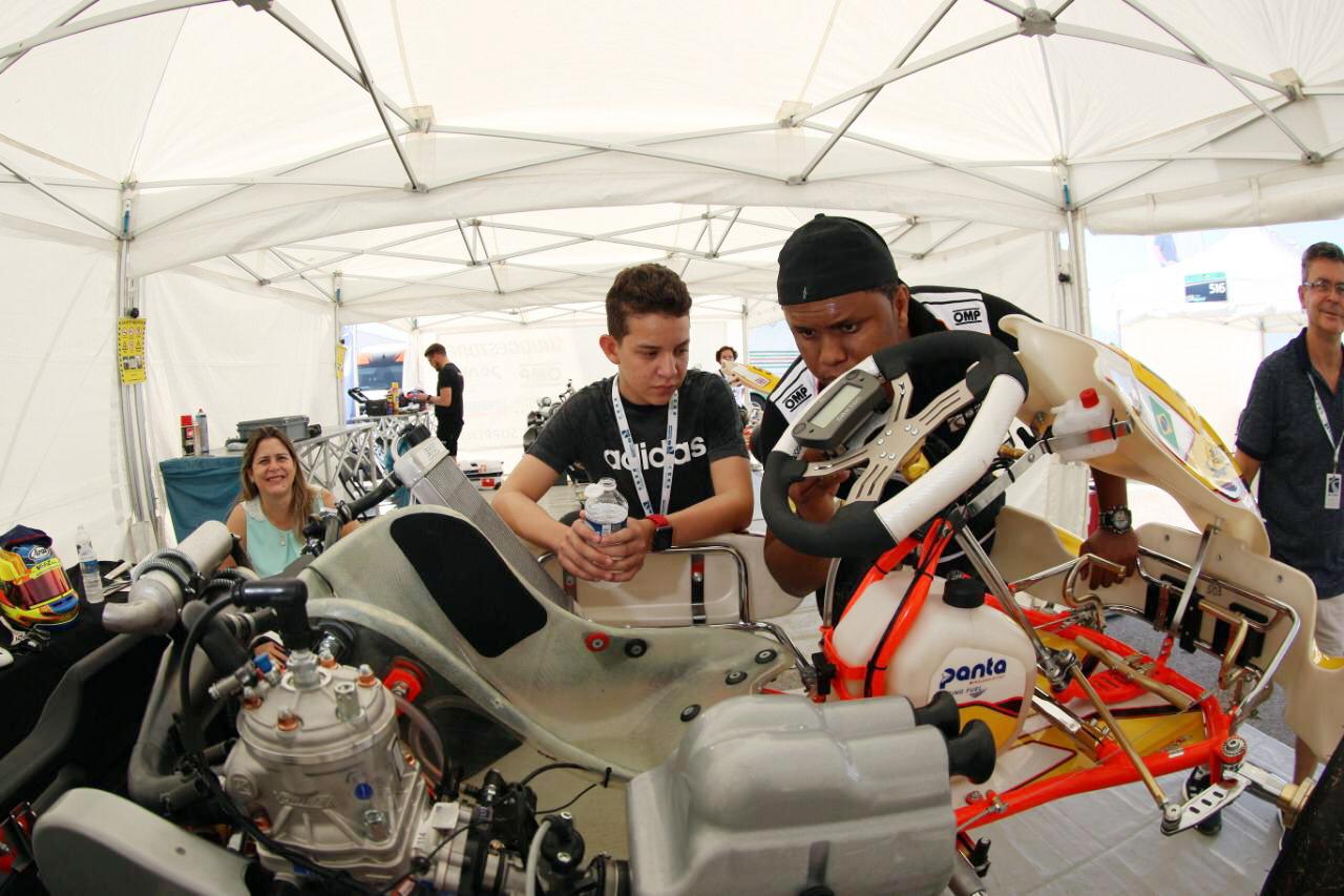 Photo of Kart – Lucas Mendes superou dificuldades e somou importante aprendizado na 2ª etapa do Troféu Academia