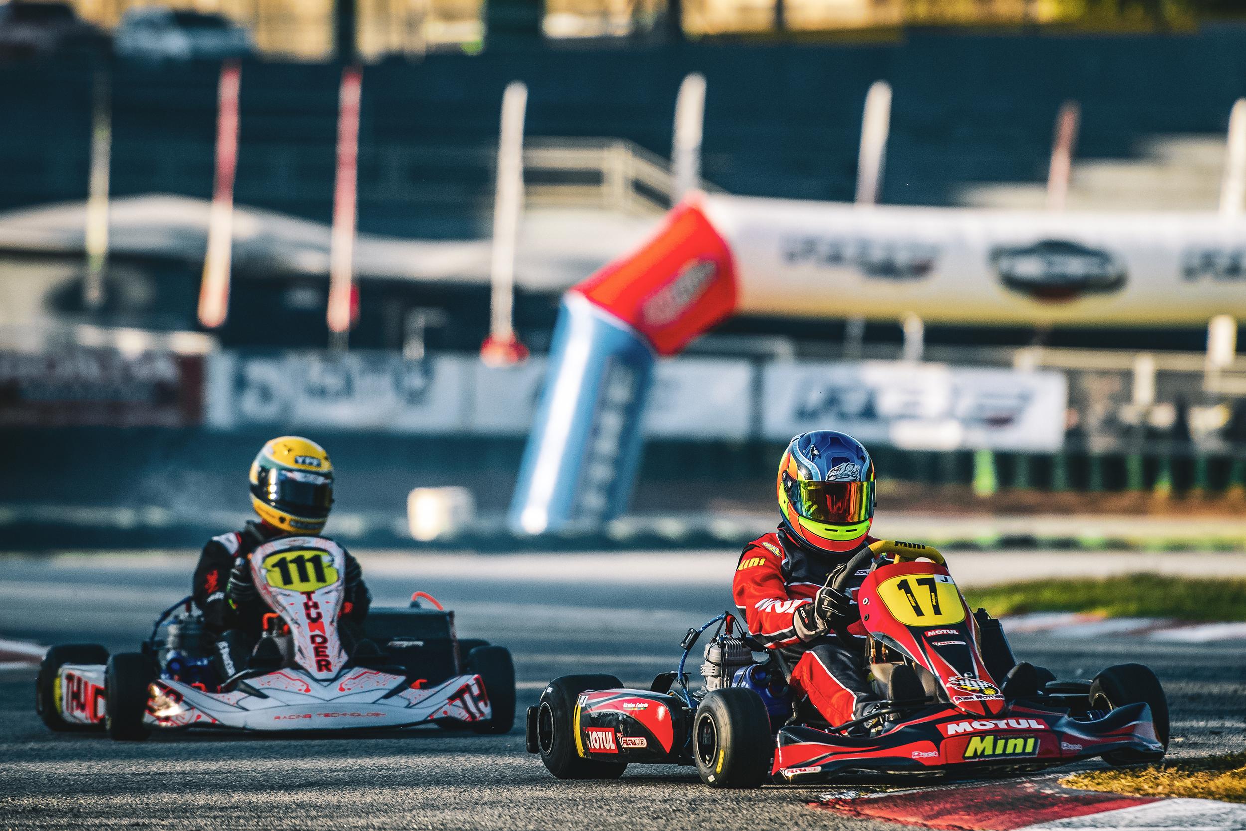 Photo of Kart – Nicolas Fabris abandonou a 5ª etapa da Copa São Paulo Light de Kart após acidente na 2ª bateria