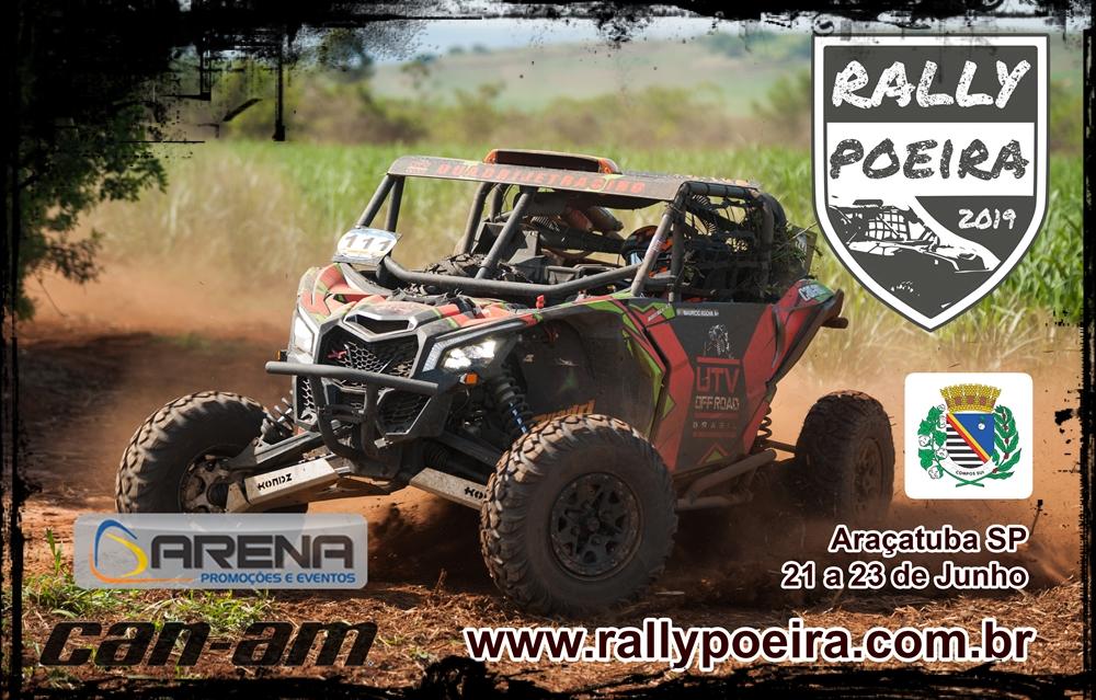 Photo of Rally – Inicia nesta sexta (21) a programação do Rally Poeira, em Araçatuba (SP)