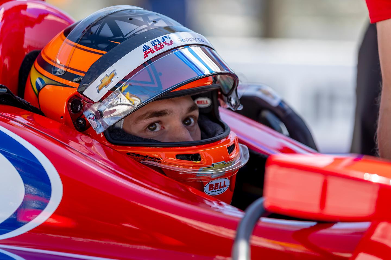 Photo of Indy Car – Matheus Leist acredita em recuperação da Foyt para corrida da Indy em Road America