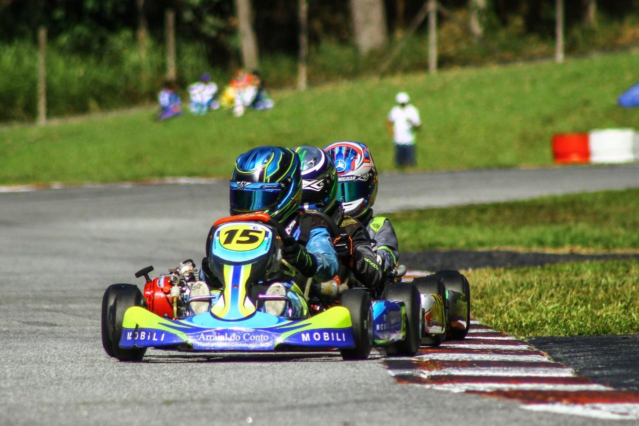 Photo of Kart – Lucas Moura voltou a vencer em São Paulo