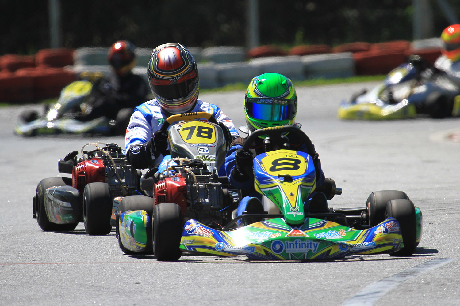 Photo of Kart – Final do Mineiro de Kart promete agitar o Kartódromo RBC Racing