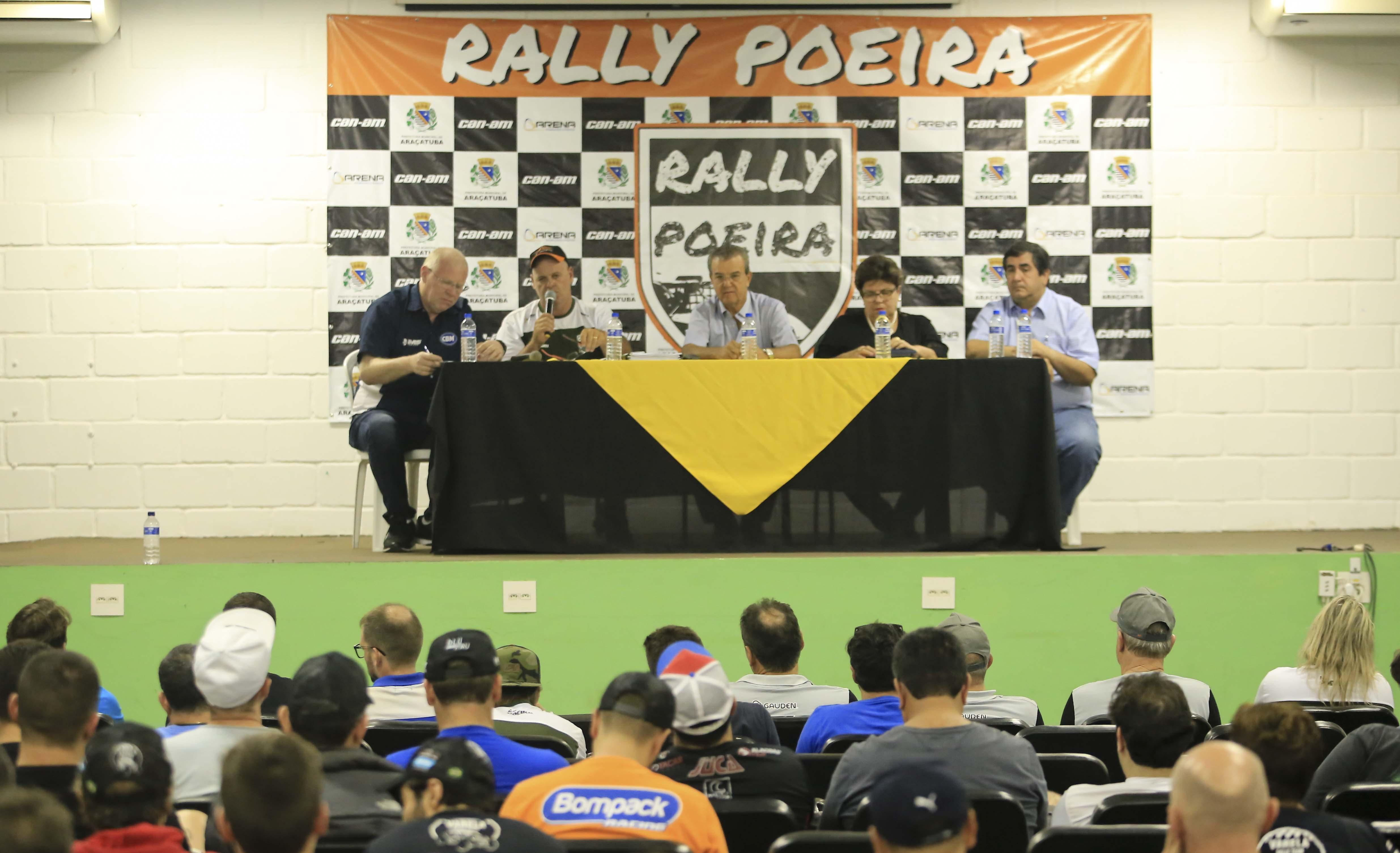 Photo of Rally – Rally Poeira é emoção do começo ao fim