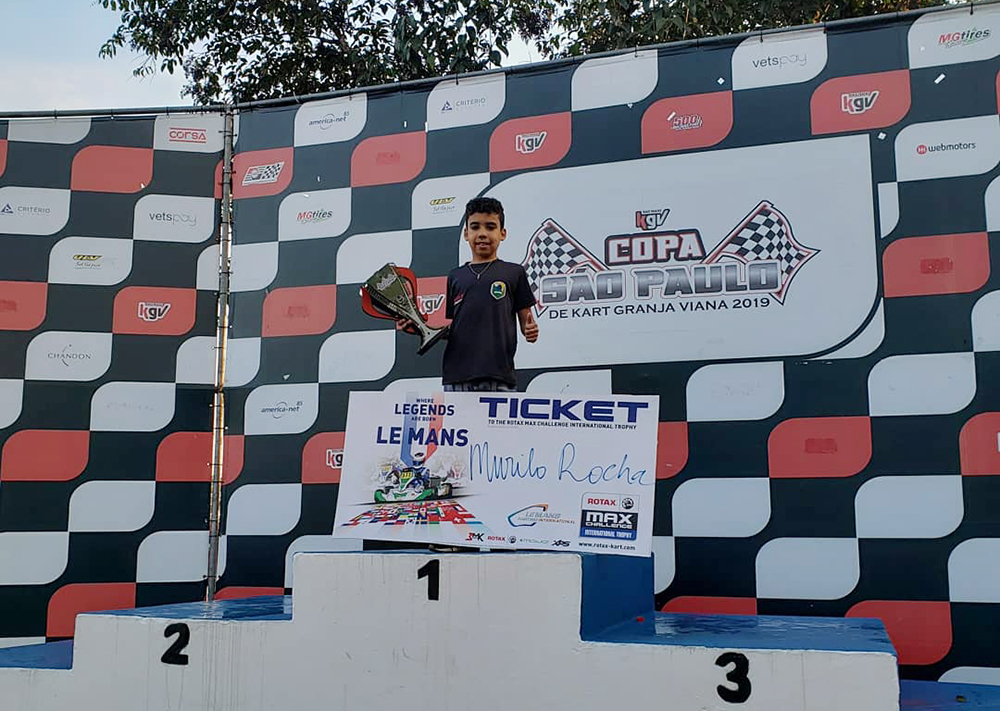 Photo of Kart – Beto Zanini comemora vaga de seu pupilo Murilo Rocha para a disputa de competição de kart na França