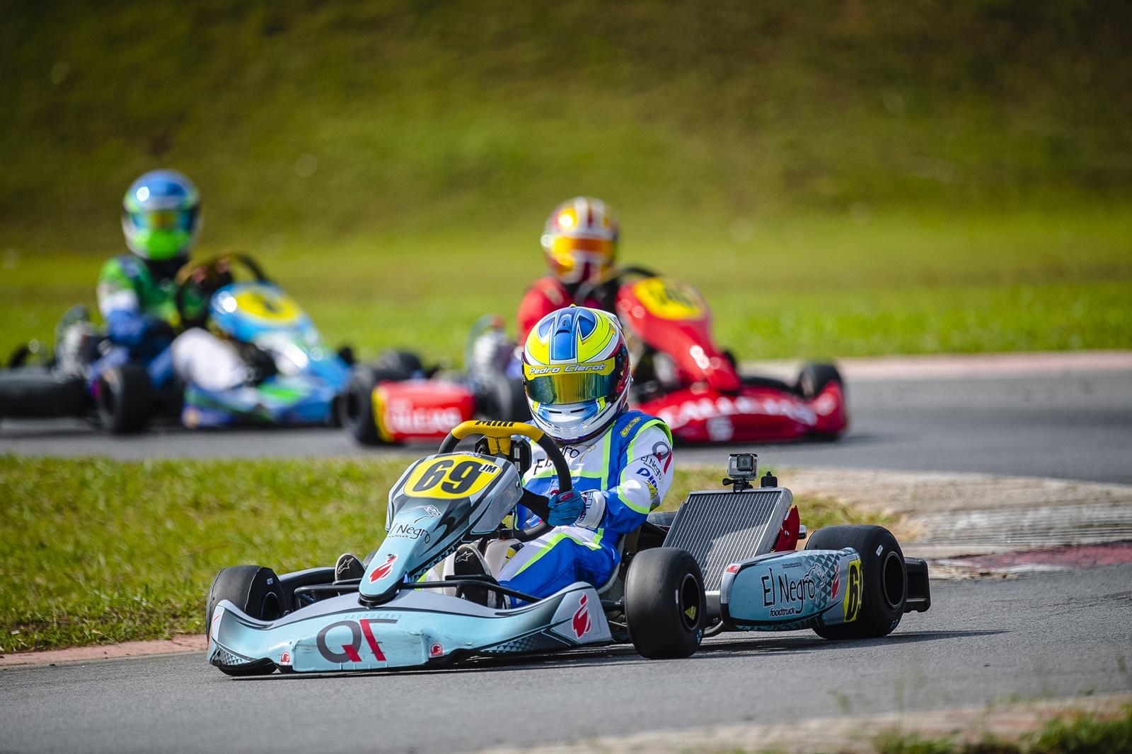 Photo of Kart – Pedro Clerot disputa o Open para finalizar sua preparação para o Campeonato Brasileiro de Kart