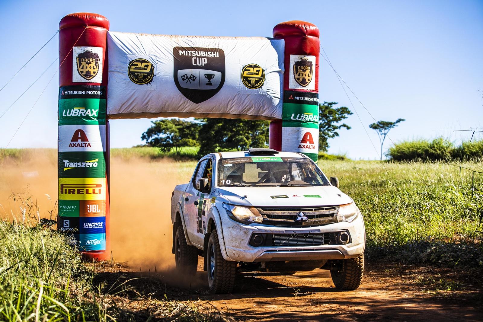Photo of Off Road – Sábado tem Mitsubishi Cup em Indaiatuba e Edu Piano/Fausto Dallape vão acelerar na Fazenda Pimenta