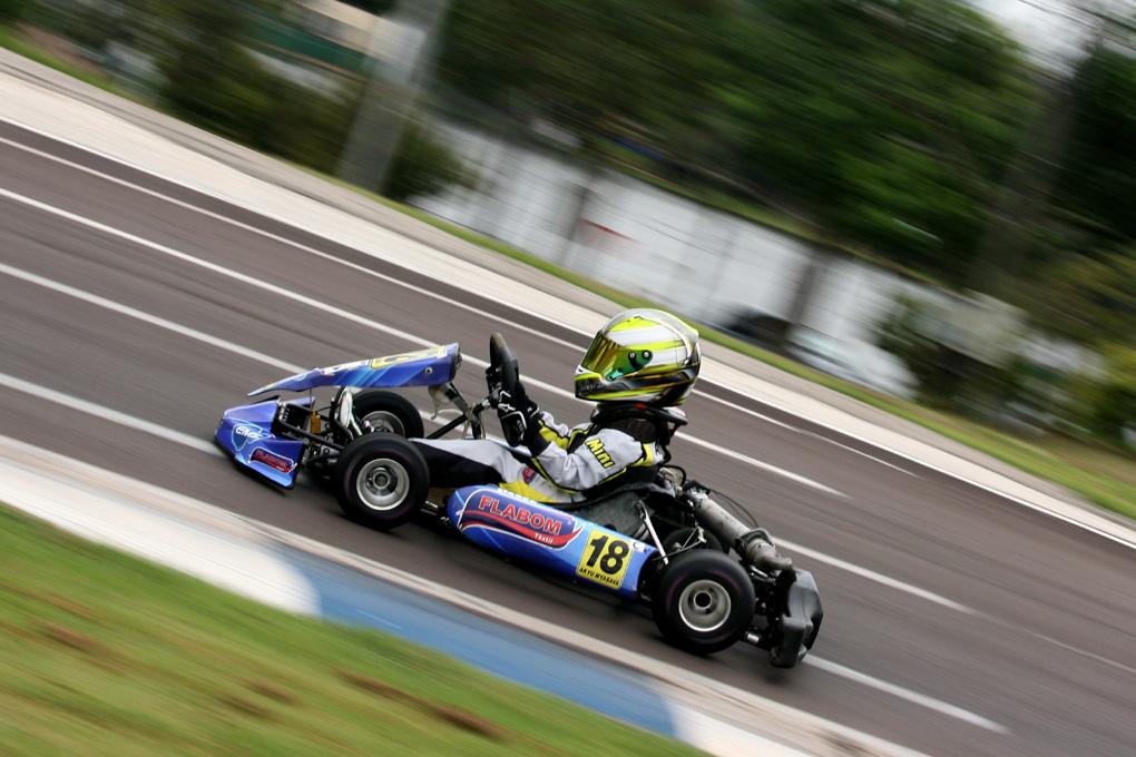 Photo of Kart – Akyu Myasava busca subir na  classificação do Sul-Brasileiro