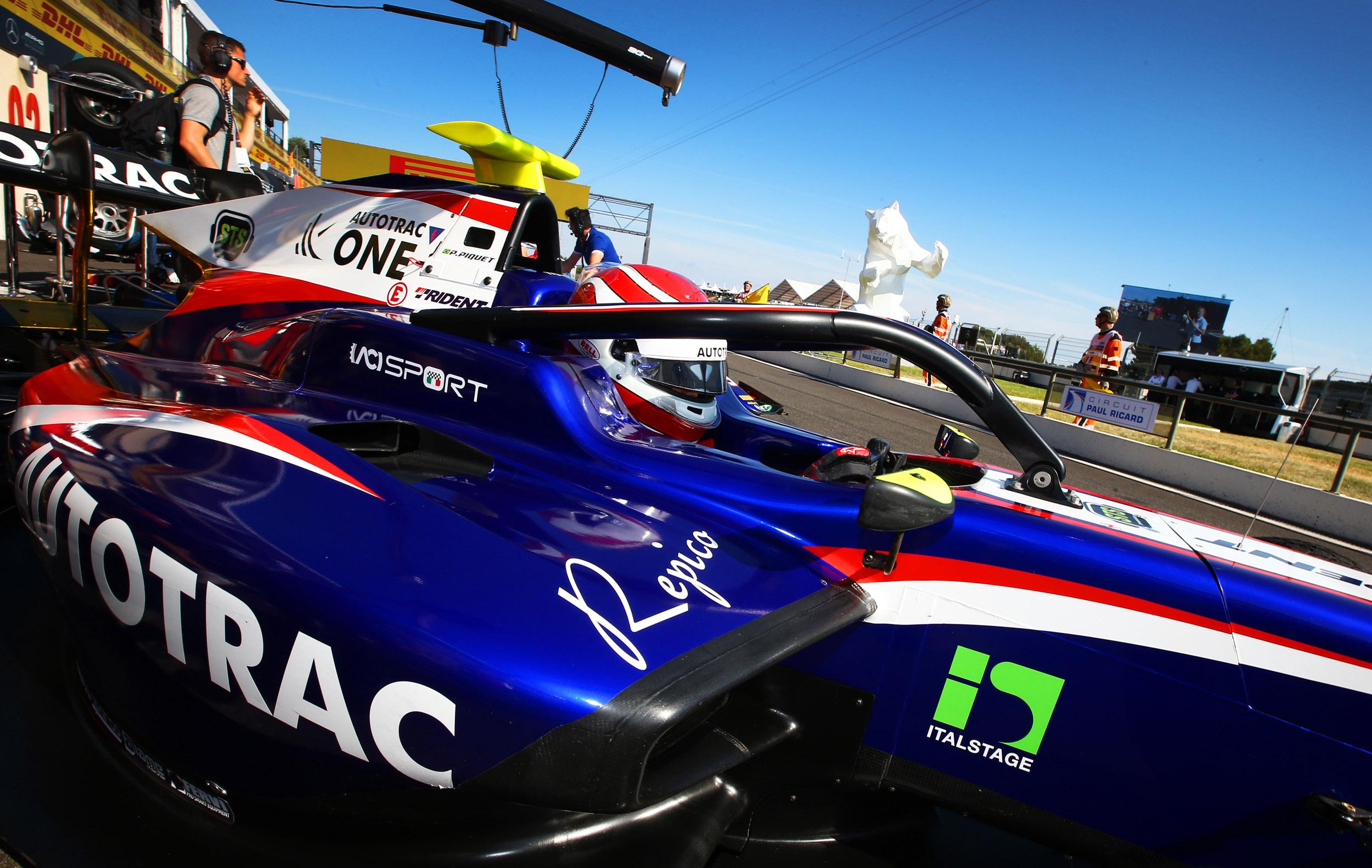Photo of F3 – Pedro Piquet fecha etapa de Paul Ricard na Fórmula 3 com dois pódios em duas corridas