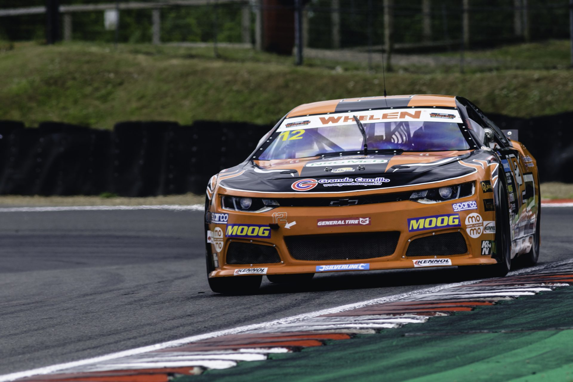 Photo of Euro Nascar – Dois grandes retornos para Solaris Motorsport em Brands Hatch