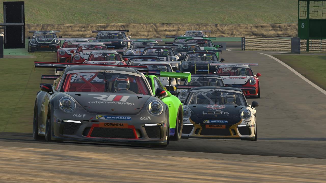 Photo of eSports – Primeira etapa do Porsche eSports Carrera Cup Brasil começa nesta terça-feira