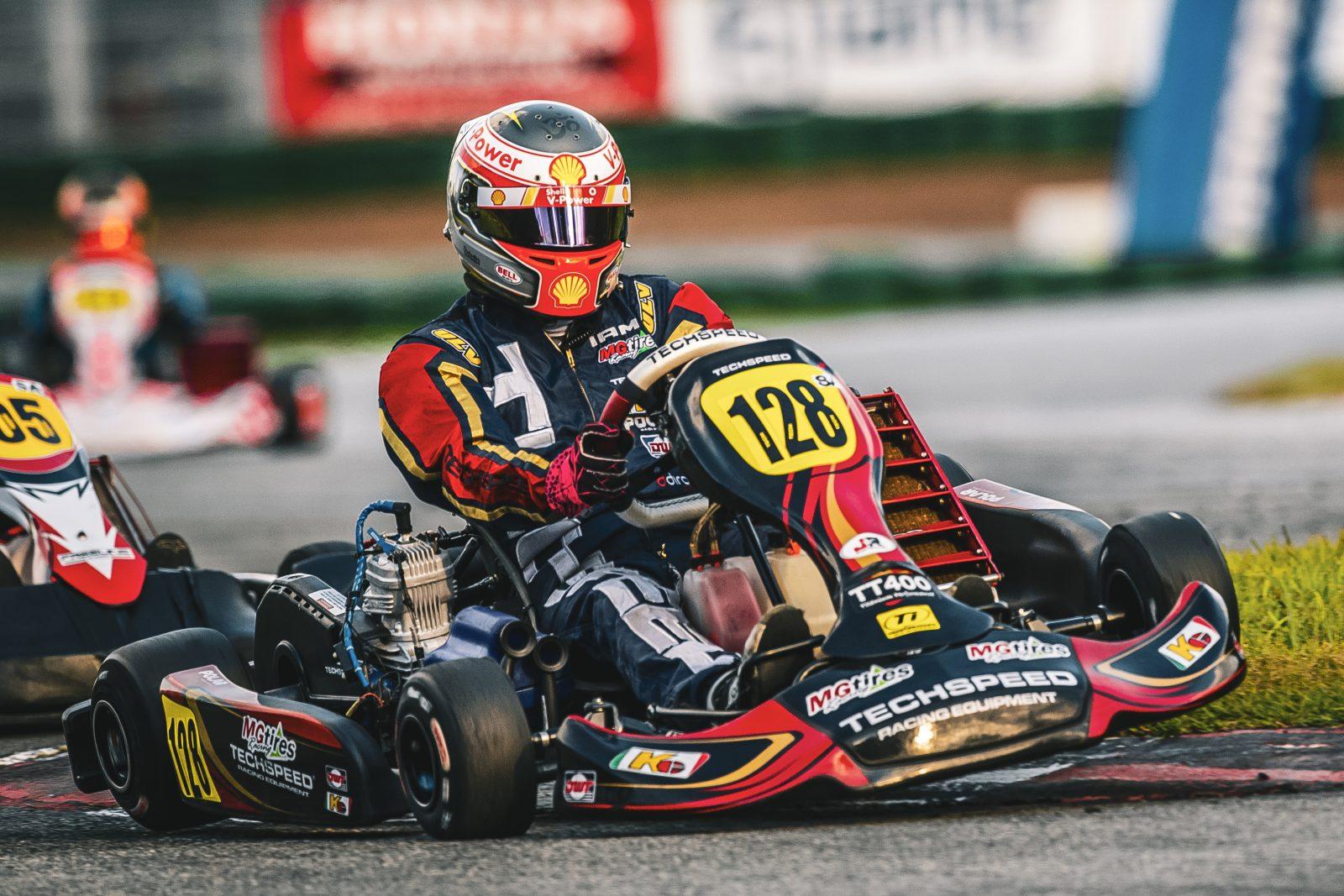 Photo of Kart – Academia Shell Racing vence no Brasil com Dennis Dirani e obtém destaque na Europa com Lucas Staico