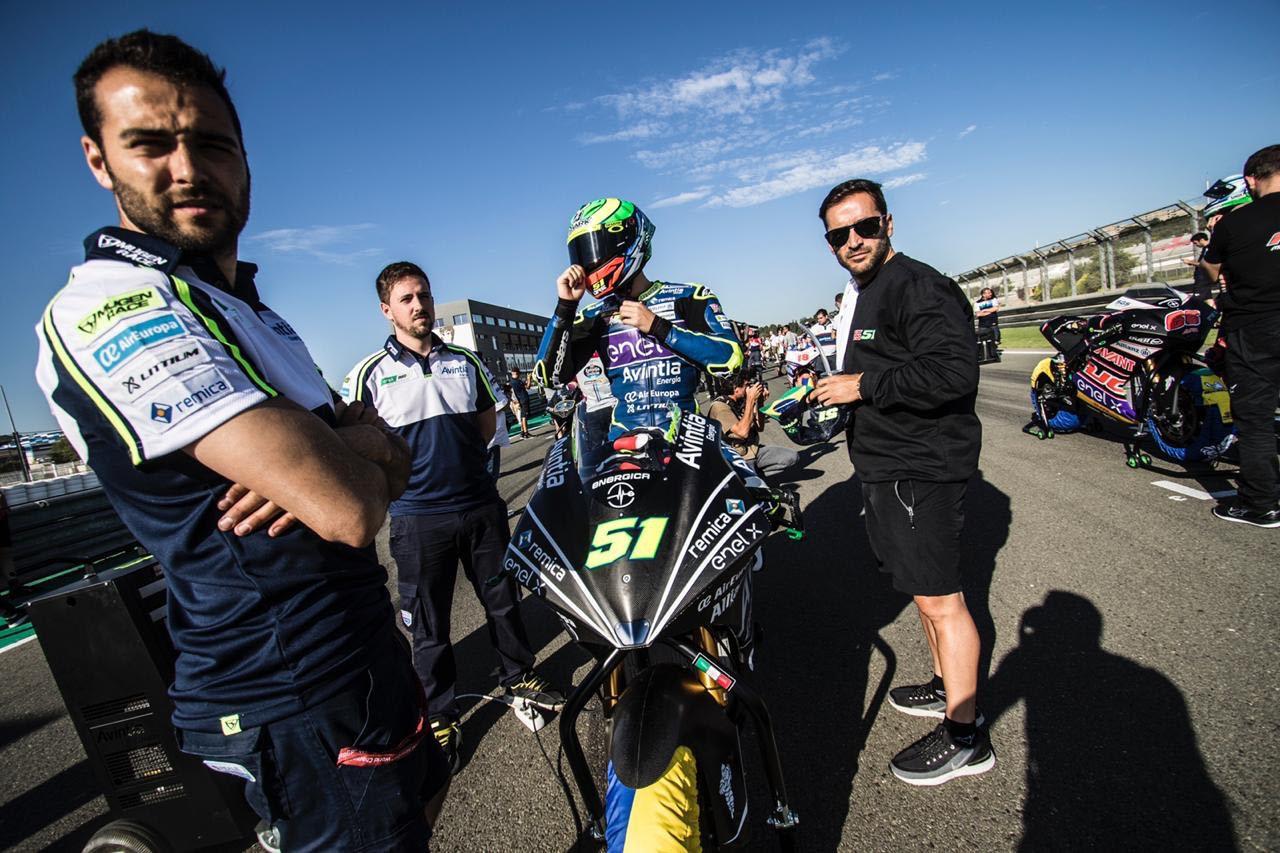 Photo of Moto E – Eric Granado fará corrida teste largando da primeira fila do grid