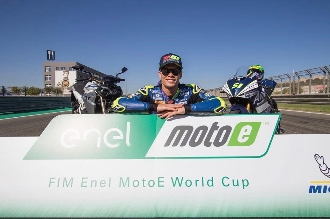 Photo of Moto E – Eric Granado finaliza testes com P1 na MotoE