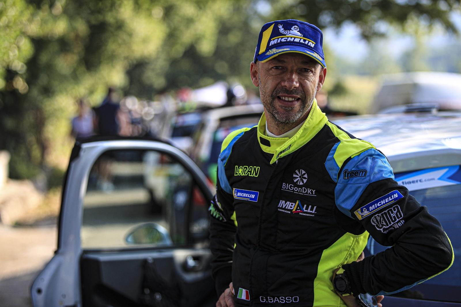 Photo of ERC – Duas vezes campeão ERC, Basso na parte superior no Rally de Roma Capital