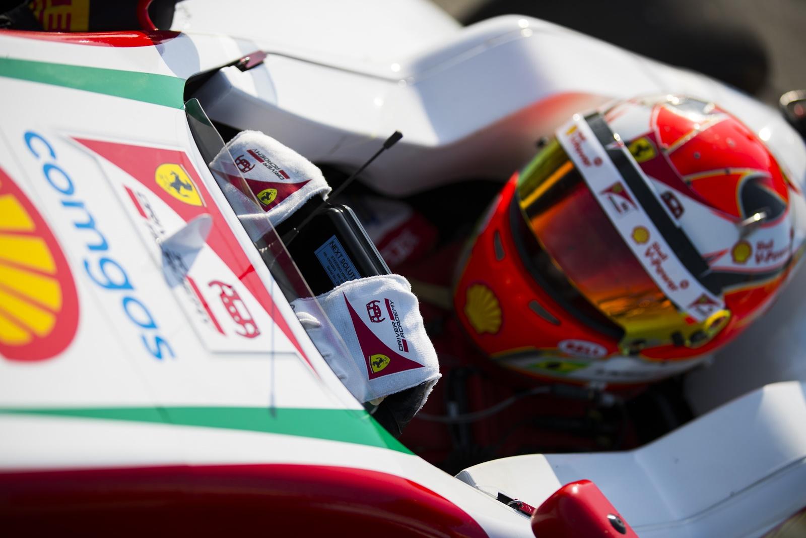 Photo of F4 – Em Hockenheim, Gianluca Petecof conquista mais um pódio no Campeonato Alemão de Fórmula 4