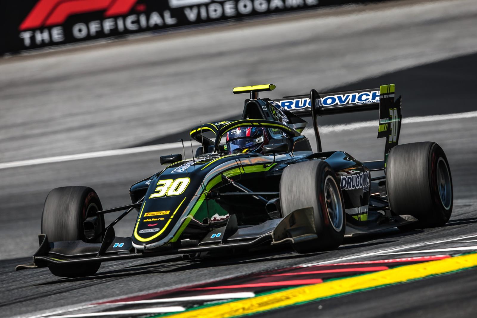 Photo of F3 – Felipe Drugovich fez nove ultrapassagens e foi competitivo na 2ª prova da Fórmula 3 FIA na Áustria