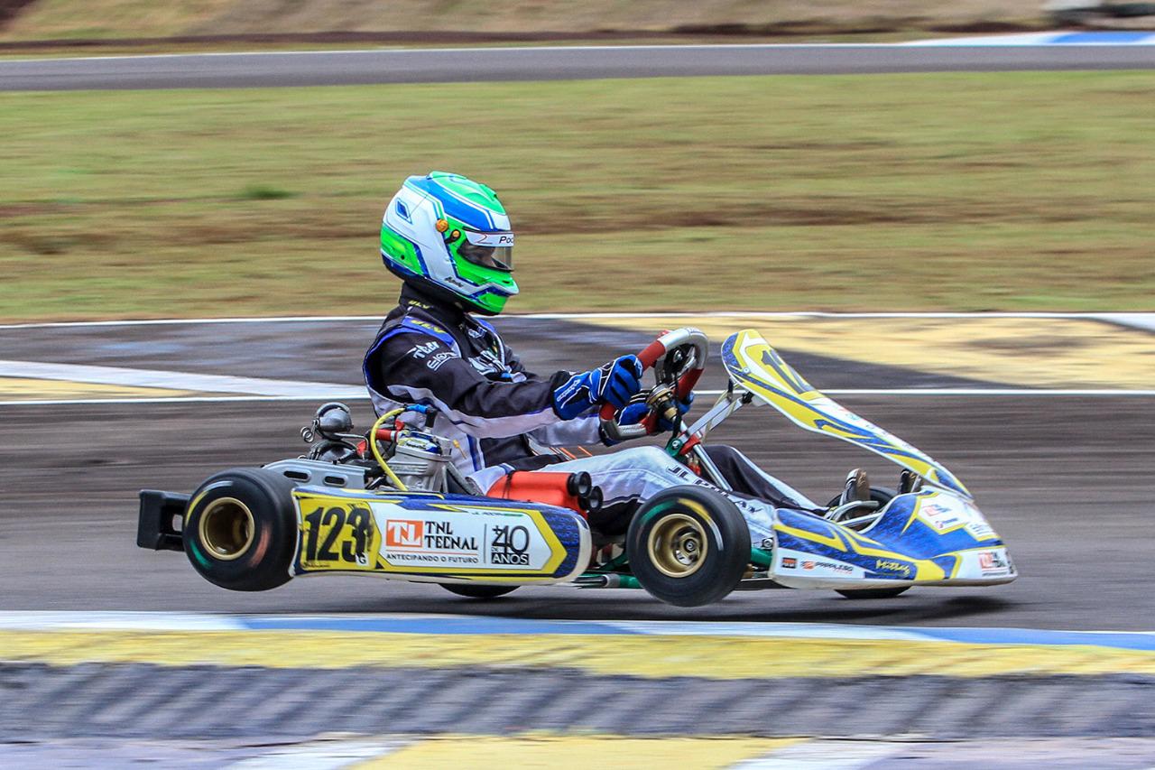 Photo of Kart – João Luís Pocay fechou participação no Open com bom setup e muito otimismo para o Brasileiro de Kart