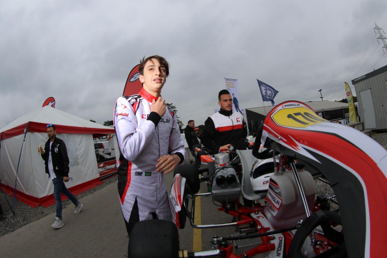 Photo of Kart – Campeão Brasileiro, Ricardo Gracia disputa etapa do Francês de Kart em Le Mans