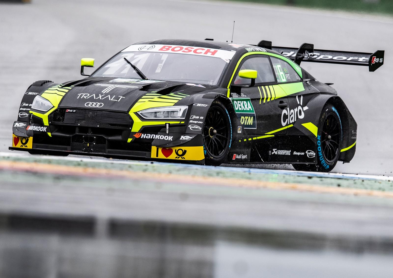 Photo of DTM – Pietro Fittipaldi larga na segunda fila em Assen, mas pit em momento ruim tira chance de pódio