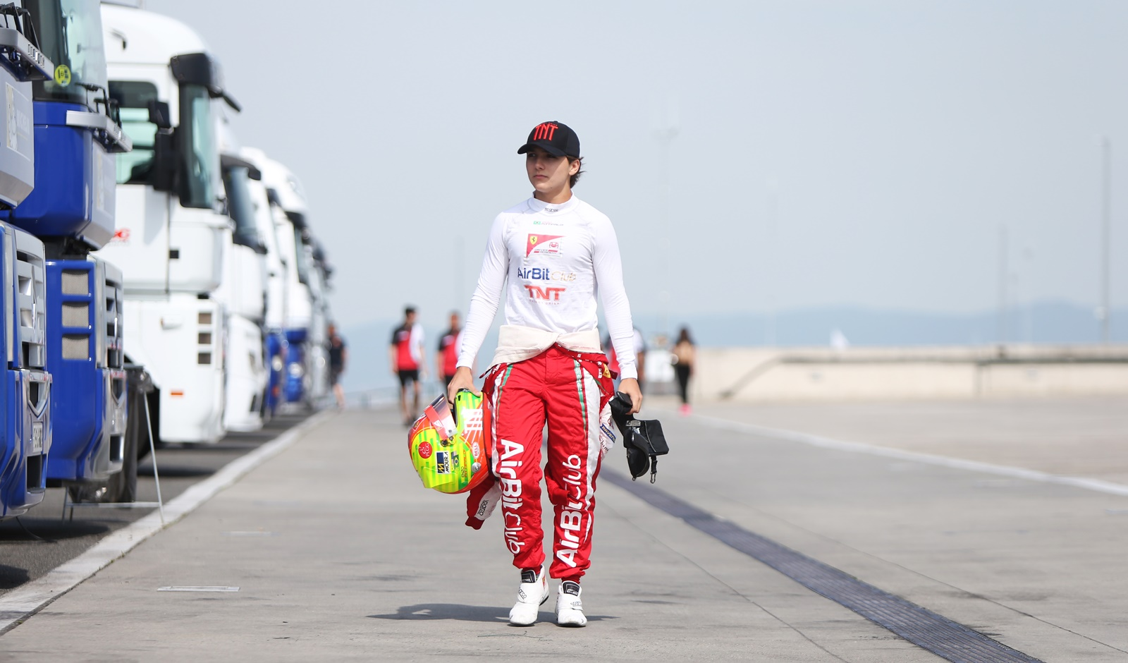 Photo of F3 – Com 2º lugar na Hungria, Enzo Fittipaldi mantém 100% de pódios na temporada e segue vice-líder da F3