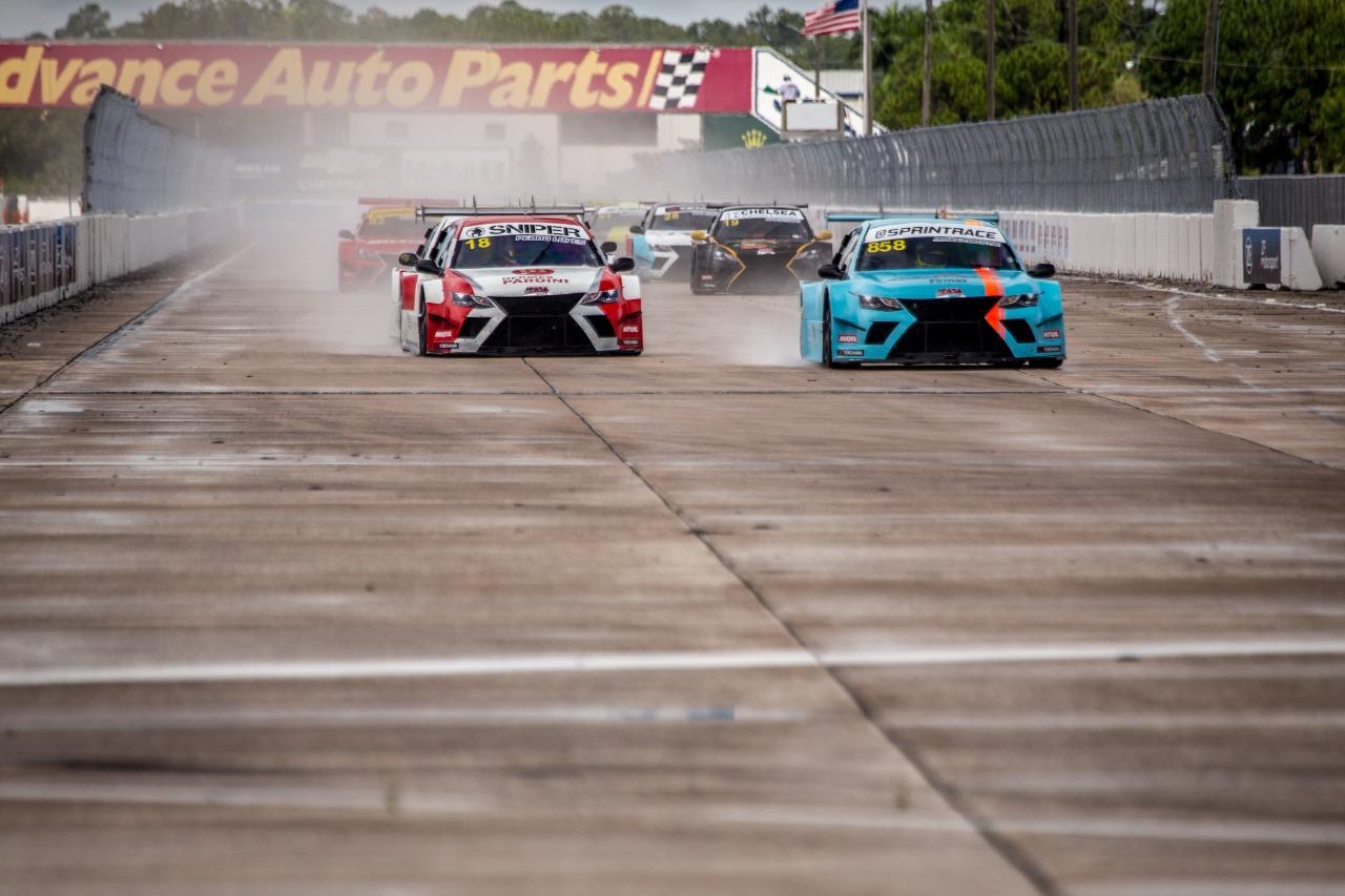Photo of Sprint Race – Os Pilotos João Rosate (PRO) e Luca Milani (GP) dominam a primeira corrida em Sebring