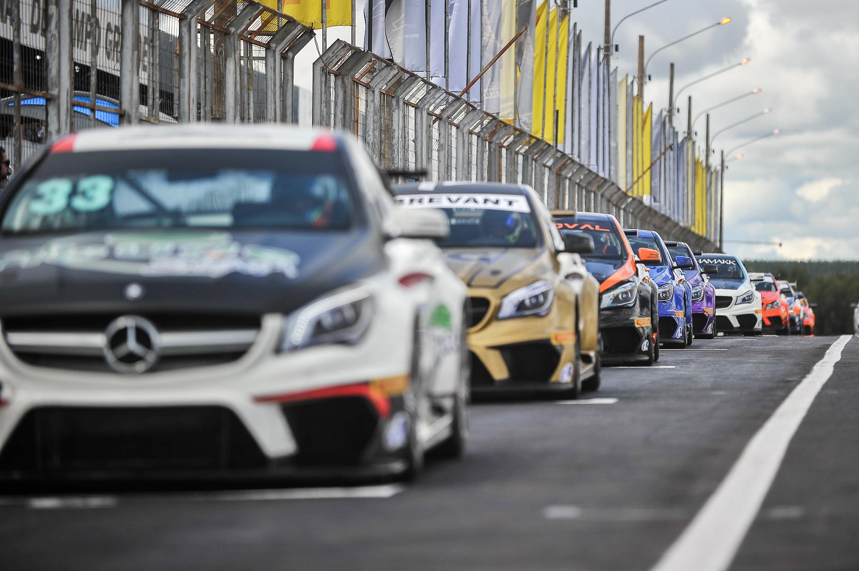 Photo of MB Challenge – Mercedes-Benz Challenge chega a Curvelo com empate na liderança do campeonato