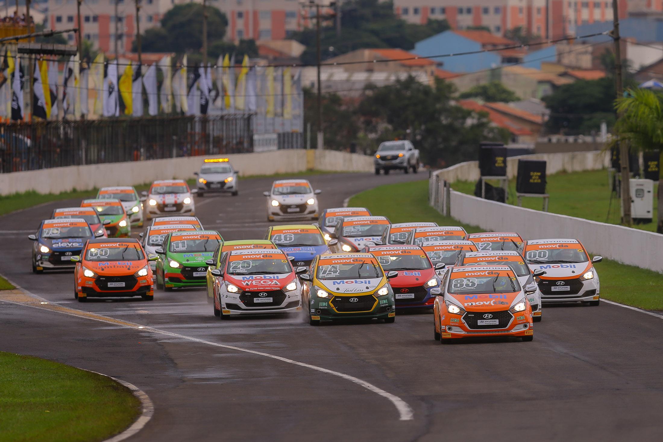 Photo of Copa HB20 – Em alta, Copa HB20 faz sua estreia no Circuito dos Cristais