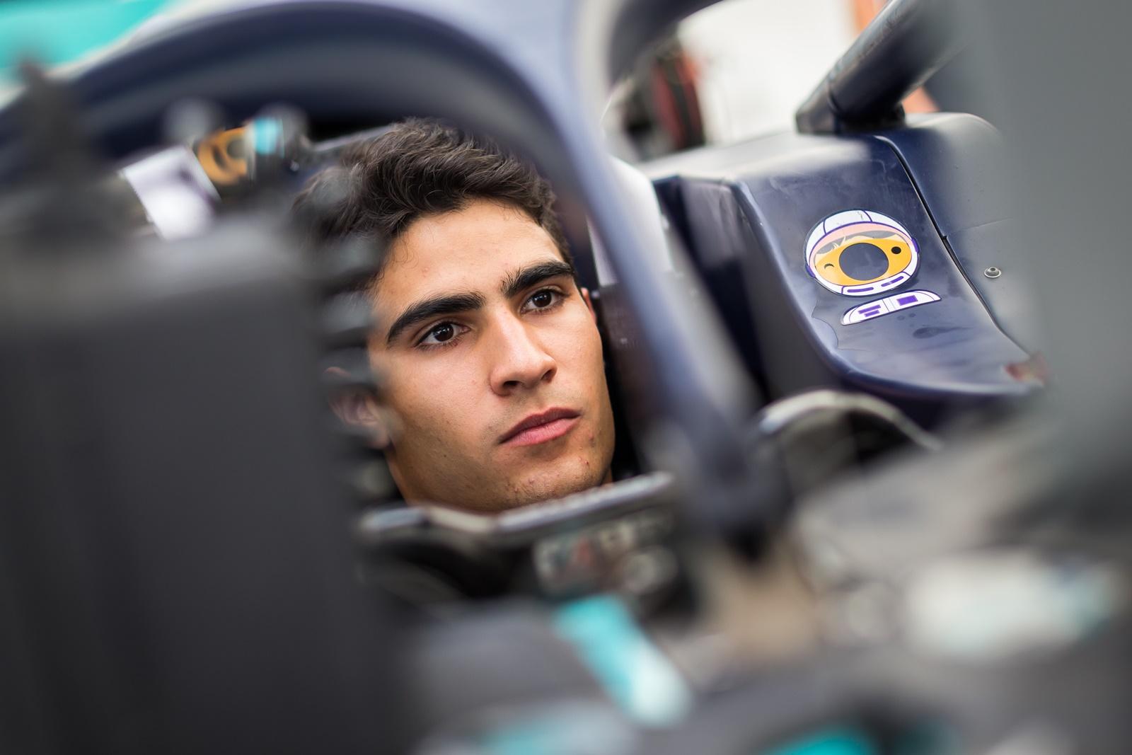 Photo of F2 – Sérgio Sette chega à Silverstone para a sétima rodada dupla