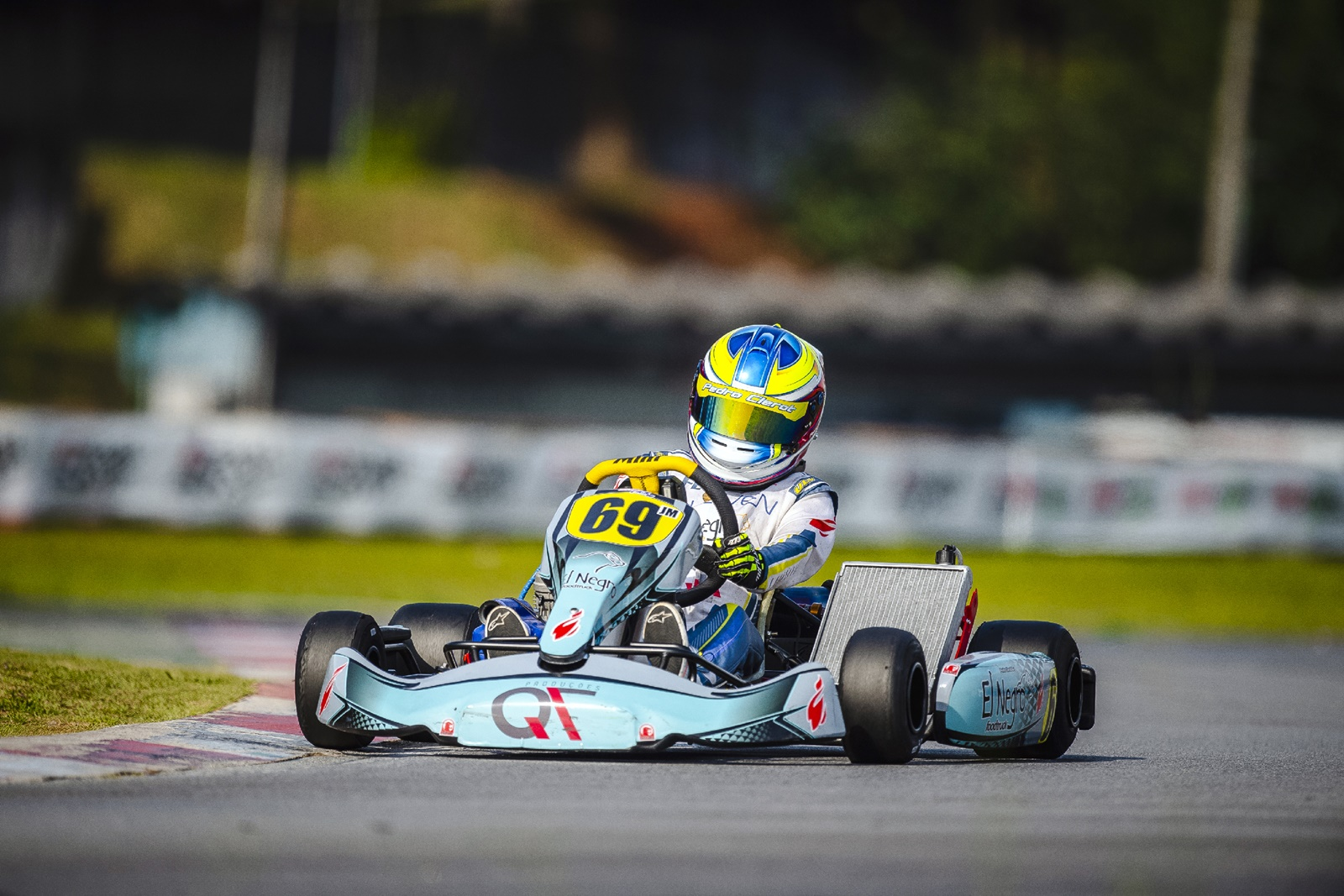 Photo of Kart – Pedro Clerot disputa a rodada final do Brasiliense de Kart e busca o bicampeonato na Júnior Menor